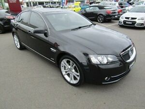 2011 Holden Calais VE II Black 6 Speed Sports Automatic Sedan Cardiff Lake Macquarie Area Preview