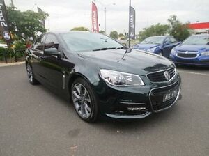 2014 Holden Commodore VF MY14 SV6 Green 6 Speed Sports Automatic Sedan Coolaroo Hume Area Preview