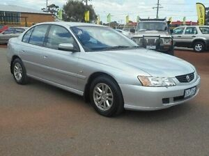 2003 Holden Commodore Silver Automatic Sedan Thomastown Whittlesea Area Preview