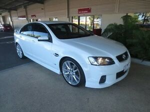 2012 Holden Commodore VE II MY12 SV6 White 6 Speed Sports Automatic Sedan Coolaroo Hume Area Preview