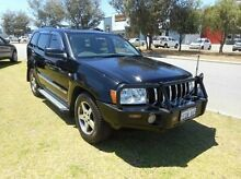 2006 Jeep Grand Cherokee  Black Automatic Wagon East Rockingham Rockingham Area Preview
