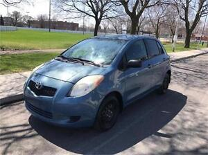 2007 Toyota Yaris A/C Berline