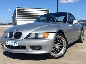 1998 BMW Z3 E36-7 Silver 5 Speed Manual Roadster Kings Park Blacktown Area Preview