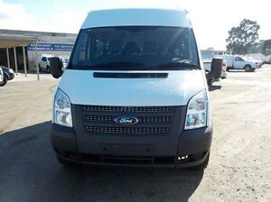 2012 Ford Transit White Manual Bus Pakenham Cardinia Area Preview