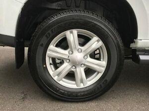 2016 Isuzu MU-X MY15.5 LS-U Rev-Tronic 4x2 White 5 Speed Sports Automatic Wagon Morwell Latrobe Valley Preview
