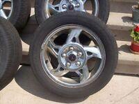 2002-2005 Pontiac Grand Am rims