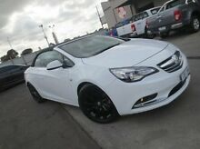 2015 Holden Cascada CJ MY15.5 White 6 Speed Sports Automatic Convertible Coolaroo Hume Area Preview