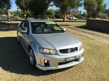 2007 Holden Commodore VE SS Silver 6 Speed Manual Sedan Taminda Tamworth City Preview