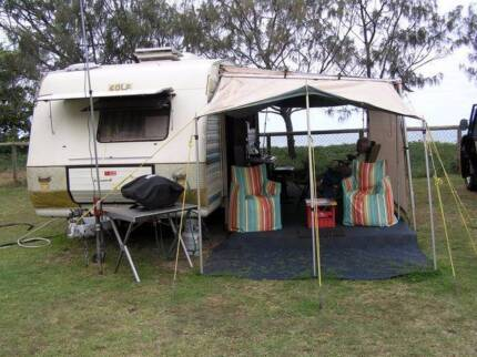 Golf Grand Tourer Caravan Kinka Beach Yeppoon Area Preview