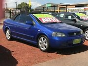 2002 Holden Astra TS Blue 4 Speed Automatic Convertible Thomastown Whittlesea Area Preview