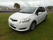 2008 Toyota Corolla White Automatic Hatchback Mile End South West Torrens Area Preview