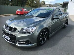 2014 Holden Ute VF MY14 SV6 Ute Storm Grey 6 Speed Manual Utility Wodonga Wodonga Area Preview