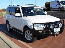 2014 Mitsubishi Pajero  White Sports Automatic Wagon Spearwood Cockburn Area Preview