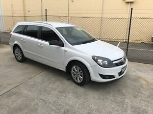 2008 Holden Astra AH MY09 CDTi White 6 Speed Sports Automatic Wagon Welshpool Canning Area Preview
