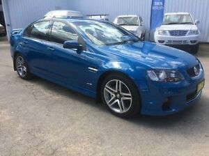 2012 Holden Commodore VE II MY12.5 SV6 Blue 6 Speed Manual Sedan Wodonga Wodonga Area Preview