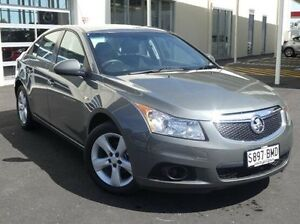 2011 Holden Cruze JH Series II MY12 CD Grey 6 Speed Sports Automatic Sedan Green Fields Salisbury Area Preview