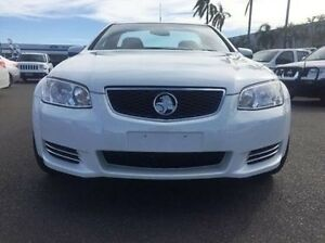 2012 Holden Ute VE II MY12 Omega White 6 Speed Sports Automatic Utility Berrimah Darwin City Preview