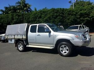 2011 Mazda BT-50 SDX Freestyle Silver 5 Speed Automatic Utility West Mackay Mackay City Preview
