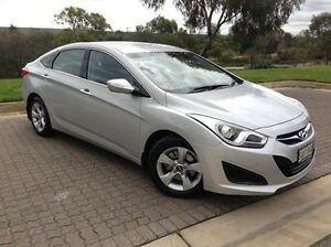 2014 Hyundai i40 VF2 Active Silver 6 Speed Sports Automatic Sedan Ingle Farm Salisbury Area Preview