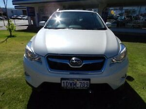 2012 Subaru XV G4-X MY12 2.0i Lineartronic AWD White 6 Speed Constant Variable Wagon Victoria Park Victoria Park Area Preview