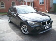 2013 BMW X1 E84 LCI MY0713 sDrive18d Steptronic Black 8 Speed Sports Automatic Wagon Nailsworth Prospect Area Preview