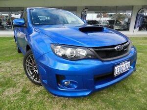 2012 Subaru Impreza Blue Manual Sedan Victoria Park Victoria Park Area Preview