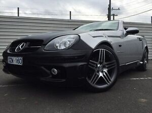 1999 Mercedes-Benz SLK230 Kompressor R170 Silver 5 Speed Automatic Roadster Dandenong Greater Dandenong Preview