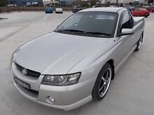 2007 Holden Ute VZ MY06 SV6 Silver 5 Speed Automatic Utility Mitchell Bathurst City Preview