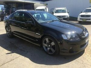 2012 Holden Commodore VE II MY12.5 SV6 Z Series Black 6 Speed Sports Automatic Sedan Wodonga Wodonga Area Preview