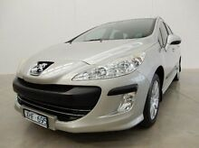 2009 Peugeot 308 T7 XS Touring Silver 4 Speed Sports Automatic Wagon Braeside Kingston Area Preview