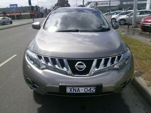 2010 Nissan Murano Z51 Series 2 MY10 TI Grey 6 Speed Constant Variable Wagon Blackburn Whitehorse Area Preview