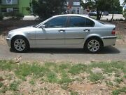 2002 BMW 318I E46 MY2002 Executive Steptronic Silver 5 Speed Sports Automatic Sedan Beverley Charles Sturt Area Preview