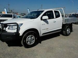 2012 Holden Colorado White Sports Automatic Cab Chassis Pakenham Cardinia Area Preview