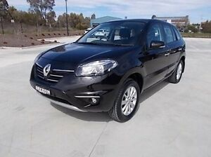 2014 Renault Koleos H45 Phase III Expression Black 6 Speed Manual Wagon Mitchell Bathurst City Preview