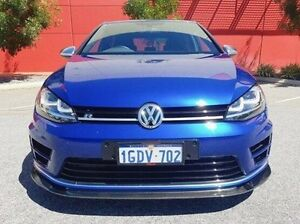 2015 Volkswagen Golf VII MY15 R DSG 4MOTION Blue 6 Speed Sports Automatic Dual Clutch Hatchback Cannington Canning Area Preview