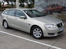 2012 Holden Commodore VE II MY12 Omega Sportwagon Gold 6 Speed Sports Automatic Wagon Hadfield Moreland Area Preview