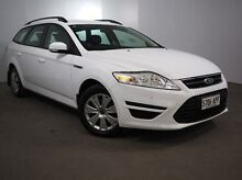2012 Ford Mondeo MC LX PwrShift TDCi White 6 Speed Sports Automatic Dual Clutch Wagon Mount Gambier Grant Area Preview