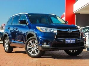 2015 Toyota Kluger  Blue Sports Automatic Wagon Midland Swan Area Preview