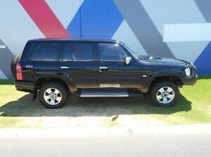 2013 Nissan Patrol Y61 GU 9 ST Black 5 Speed Manual Wagon Bunbury Bunbury Area Preview