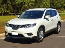 2015 Nissan X-Trail  White Constant Variable Wagon Medindie Gardens Prospect Area Preview