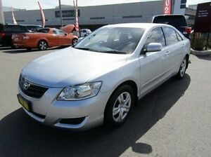 2008 Toyota Aurion GSV40R AT-X Silver 6 Speed Sports Automatic Sedan Cardiff Lake Macquarie Area Preview