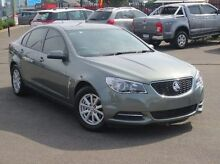2014 Holden Commodore VF MY15 Evoke Grey 6 Speed Sports Automatic Sedan Coolaroo Hume Area Preview