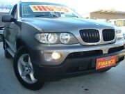 2005 BMW X5 E53 MY05 d Steptronic Grey 6 Speed Sports Automatic Wagon Enfield Port Adelaide Area Preview