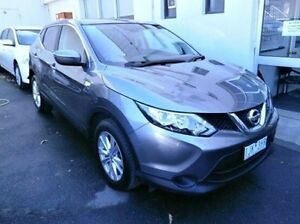 2016 Nissan Qashqai J11 TS Grey 1 Speed Constant Variable Wagon Blackburn Whitehorse Area Preview
