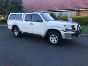 2008 Mazda BT-50 DX+ White 5 Speed Manual Extracab Chermside Brisbane North East Preview
