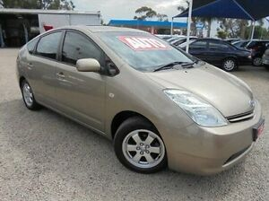 2005 Toyota Prius Gold Constant Variable Liftback Hastings Mornington Peninsula Preview