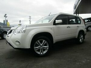 2011 Nissan X-Trail T31 Series IV ST 2WD White 1 Speed Constant Variable Wagon Earlville Cairns City Preview