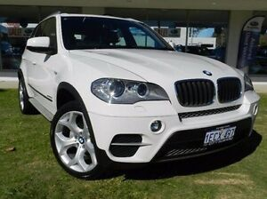 2013 BMW X5 White Sports Automatic Wagon Victoria Park Victoria Park Area Preview