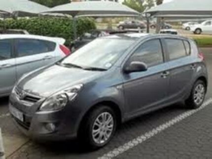 2013 Hyundai i20  White Automatic Wagon Frankston Frankston Area Preview