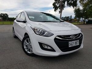 2014 Hyundai i30 GD2 MY14 SE White 6 Speed Sports Automatic Hatchback Nailsworth Prospect Area Preview